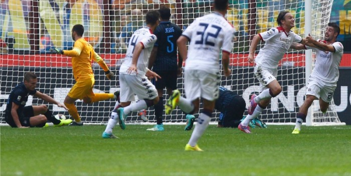 Serie A: Roma e Juventus senza rivali, crolla l'Inter