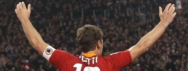 Tanti auguri a Francesco Totti. Il Capitano della Roma compie 38 anni