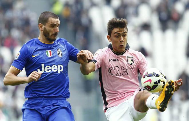 Juve-Palermo 2-0, 3 punti senza storia: A segno Vidal, raddoppia Llorente