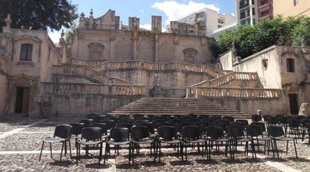 cortile-e-scalinata Monte di Pieta'